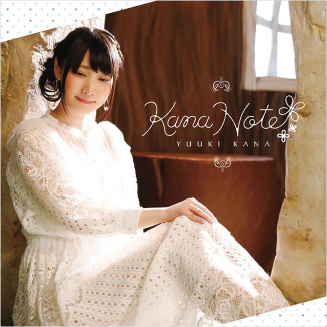 1ndシングル Kana Note
