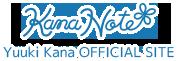 Kana Note 優木かなオフィシャルサイト
